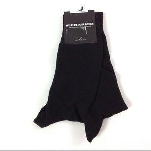 Feraricci Luxury Men Dress Docks Size 10-13 Black